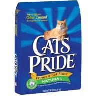 CATS PRIDE NATURAL x 20 lb