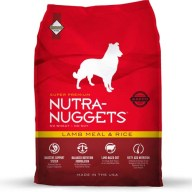 NUTRA NUGGETS LAMB MEAL & RICE X 7,5 KILOS