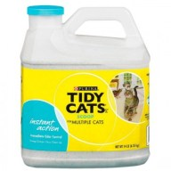 TIDY CATS SCOOPABLE INSTANT ACTION JARRA 6.3 KG
