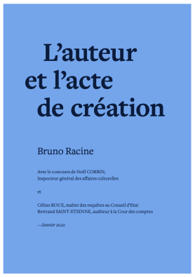 rapport Racine