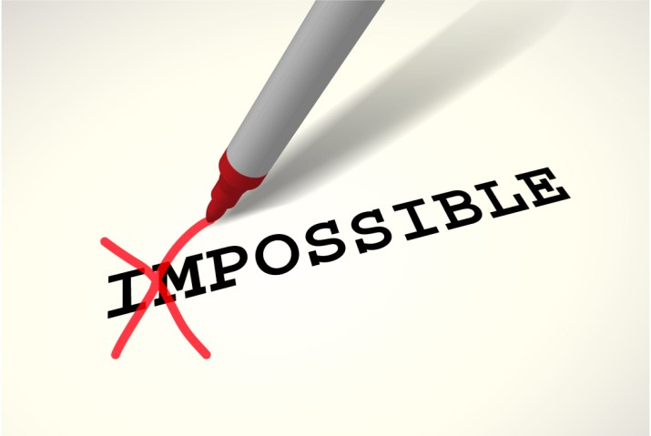 rien n'est impossible pour un élève