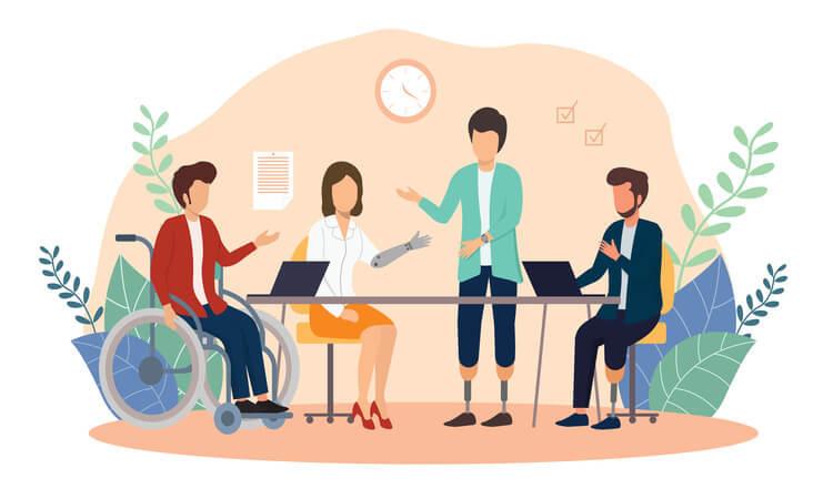 la rédaction web un métier épanouissant pour le travailleur handicapé
