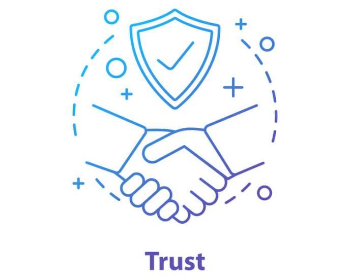 branding basé sur la confiance