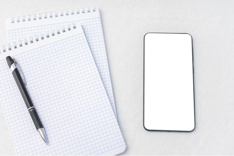 appli bloc-notes