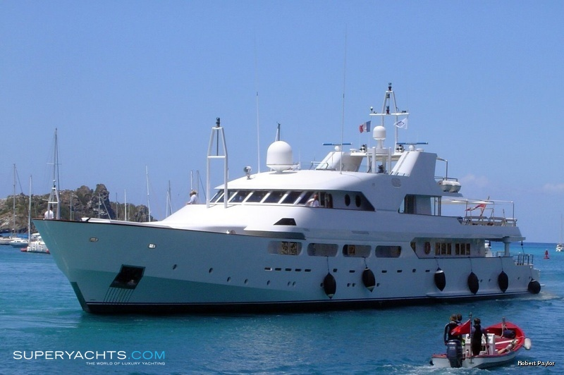 Achilles Photos CRN Motor Yacht
