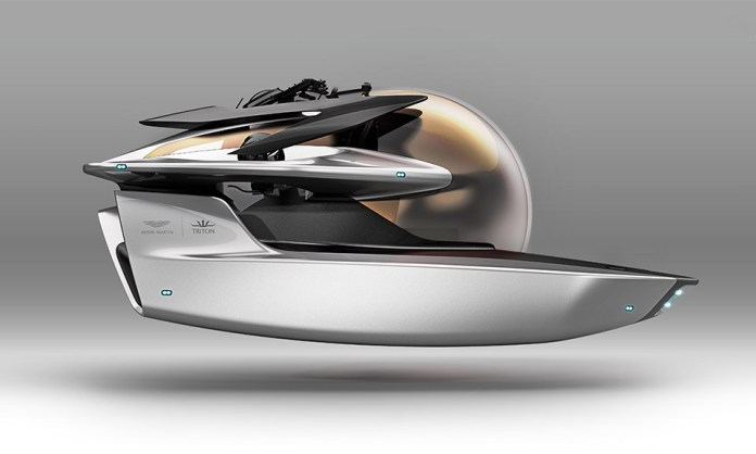 aston-martin Superyacht Submersible Toys