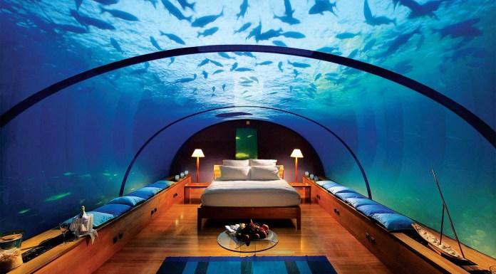 Underwater Homes Superyacht