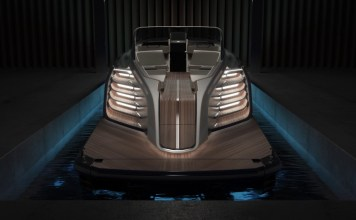 The Aeroboat S6 – the swagger of a superyacht in the body of a yacht