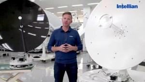 Intellian explains features of new World View satellite system