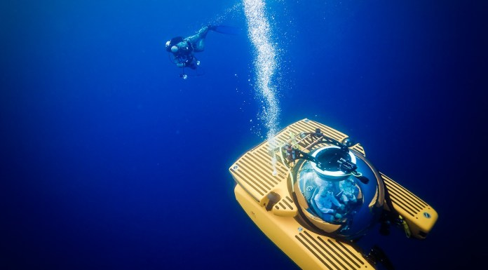 Submersible Superyacht Toys Technology