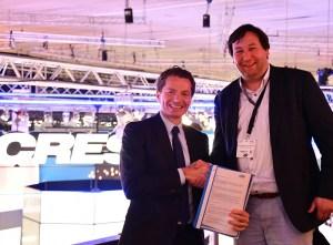 VBH and Crestron Framework Agreement Resized