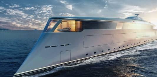 Sinot AQUA Superyacht Technology News