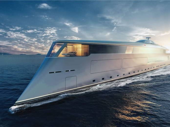 Sinot AQUA Superyacht Technology News