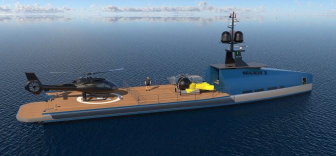 Sea Kit Uncrewed Support Vehicle