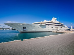 Superyacht Visiting Tunisia