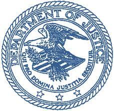 DOJ - logo