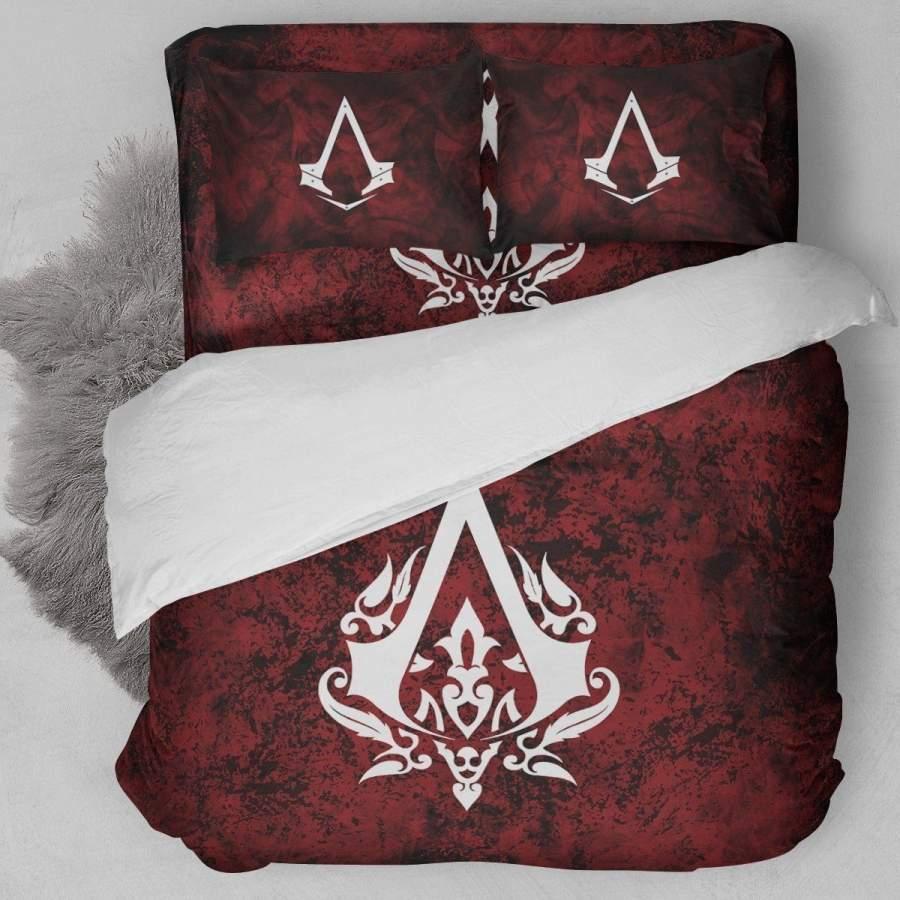 Assassin S Creed Symbol Bedding Set Kid Shopping