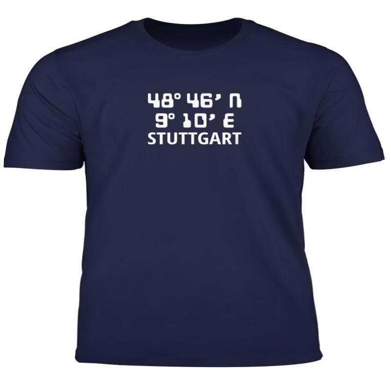 Stuttgart Koordinaten