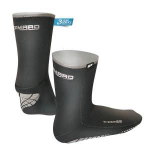 CAMARO Titanium 2.5 Thermo Socks