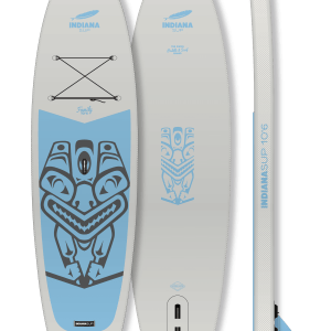 Indiana 10'6 Family Pack GREY