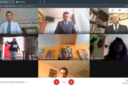 Primeros Titulados del TESCI del TecNM en modalidad online