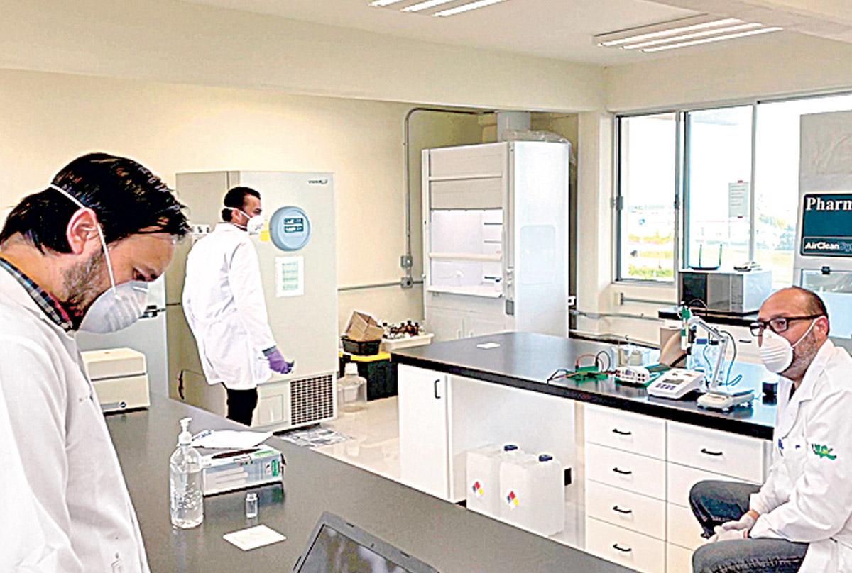 UABC lidera proyecto para crear vacuna contra covid-19