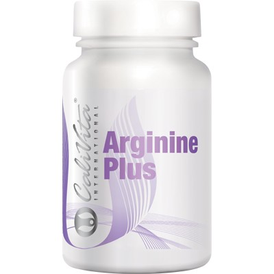 Arginine Plus Calivita flacon 100 tablete