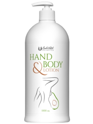 Hand & Body Lotion Calivita flacon 1000 ml