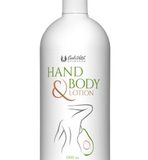 Hand & Body Lotion Calivita flacon 1000 ml