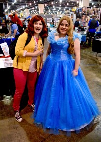 Kimmy Schmidt & Cinderella