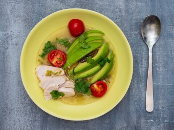 Guacamole-Suppe