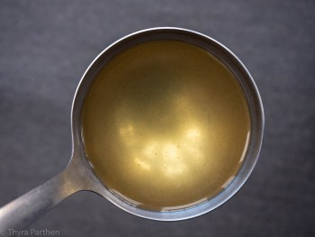 Cold brew Dashi