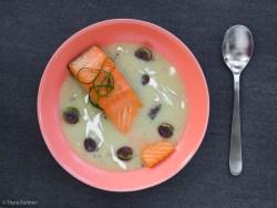 Stachelbeer-Cremesuppe