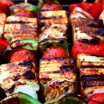 Tandoori Paneer Tikka Kebabs