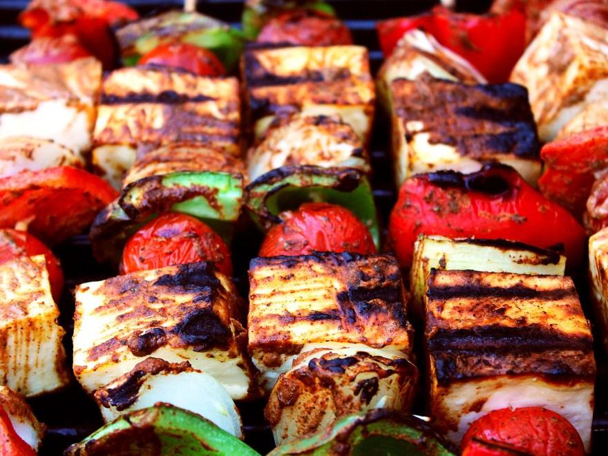 Tikka Paneer Kebabs