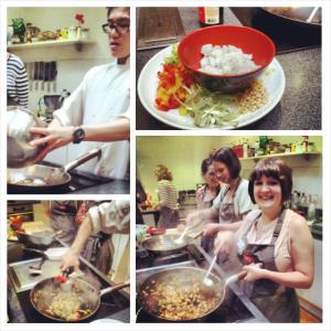 School of Wok – Cookery Classes in London