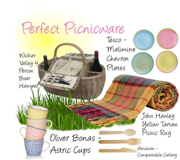 Perfect Picnicware