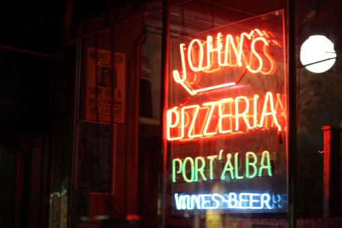 John's Pizzeria, New York