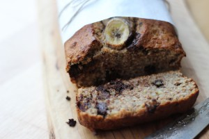 Banana Bread Slice
