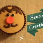 Christmas Character Cupcakes