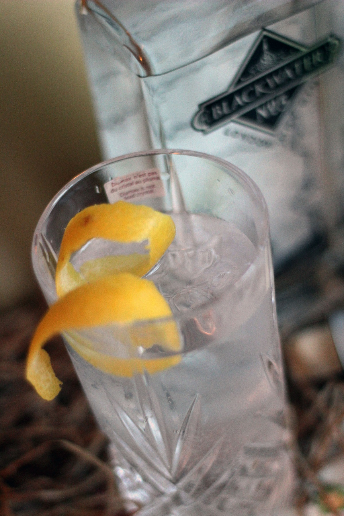 Blackwater Distillery's Nº 5 London Dry Gin