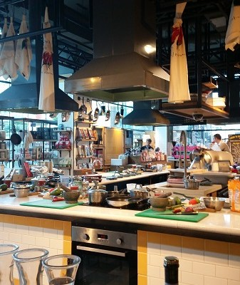 Recipease Notting Hill, Cookery Class Review