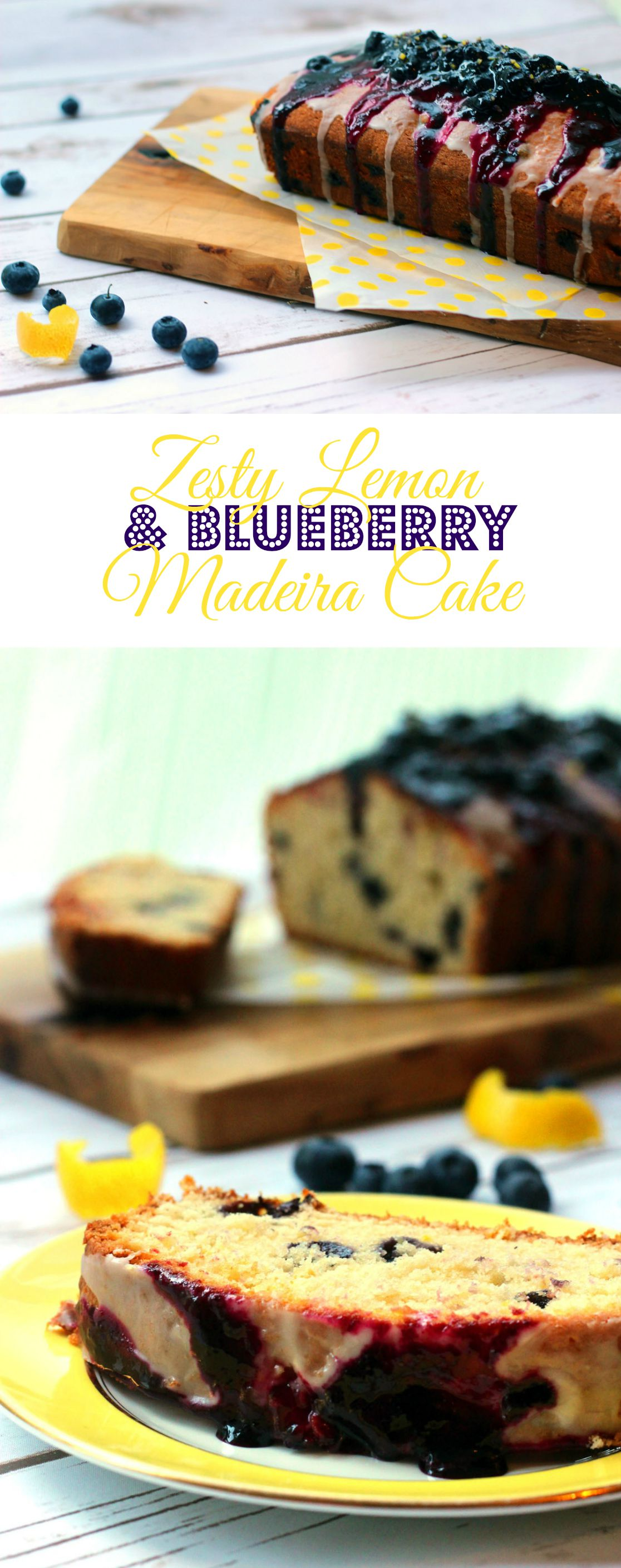 Madeira Cake Recipe Lemon