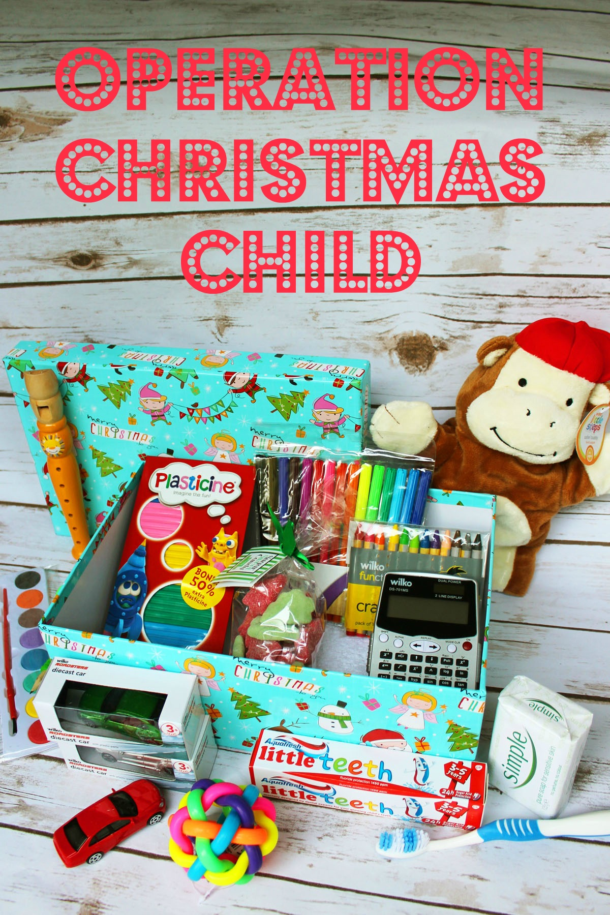 Charitable gifts this christmas operation christmas child supper charitable gifts this christmas operation christmas child negle Choice Image