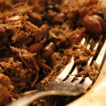 Slow cooker Barbacoa Beef perfect for stuffing tacos