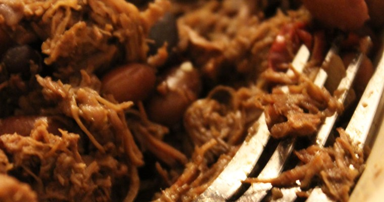 Slow Cooked Beef Barbacoa, perfect for tacos