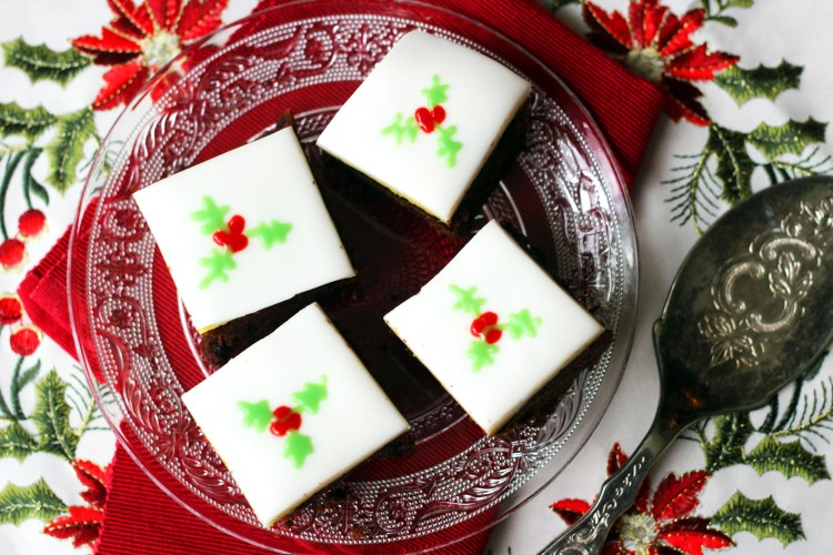 Individual Chocolate and Orange Fruitcakes are ideal for Christmas Bake Sales, find the recipe on Supper in the Suburbs
