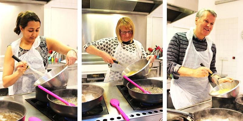 Get Whisking at L'atelier des Chefs