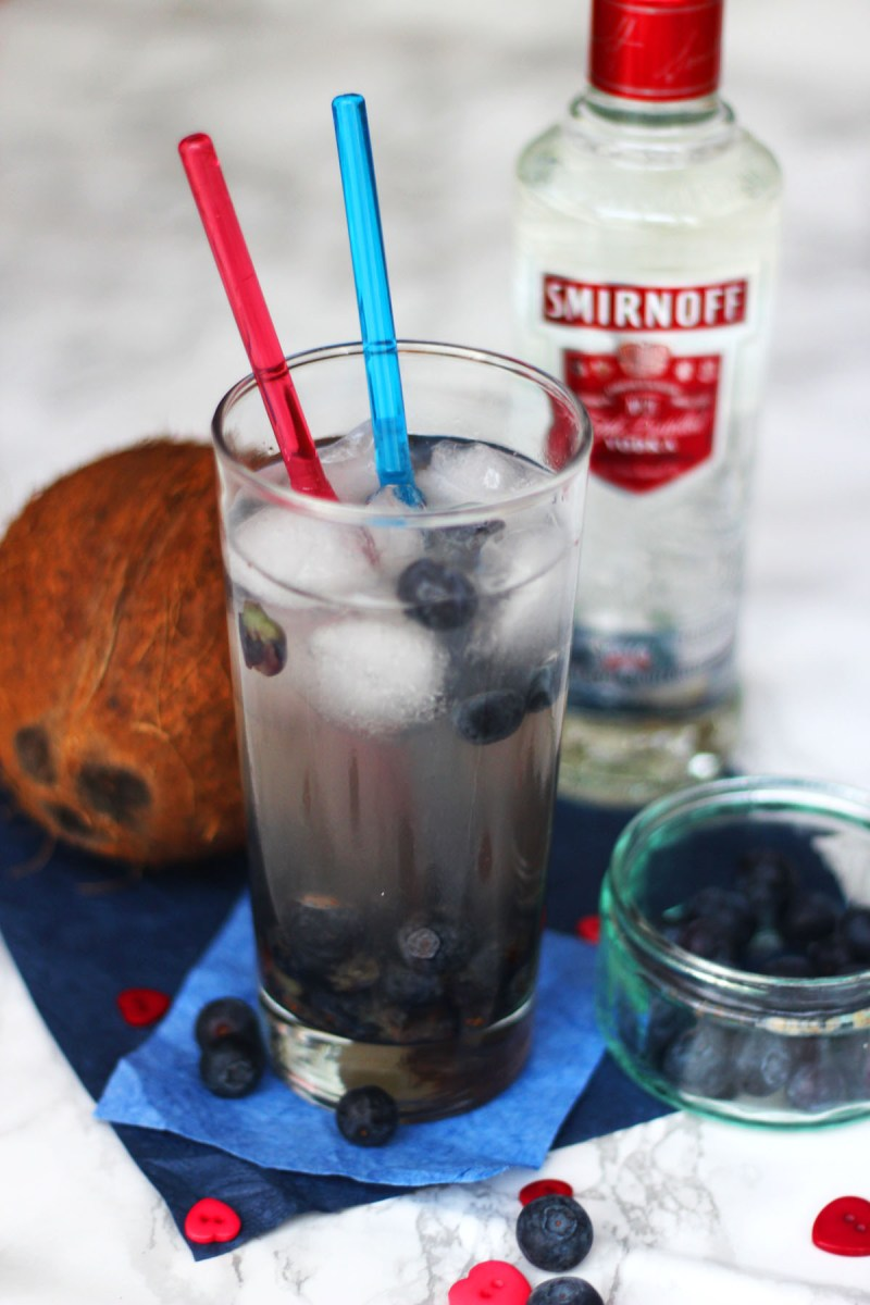 Shim cocktails are the next big thing and this Tall Coconut Cocktail comes in at just one unit find the recipe at Supper in the Suburbs
