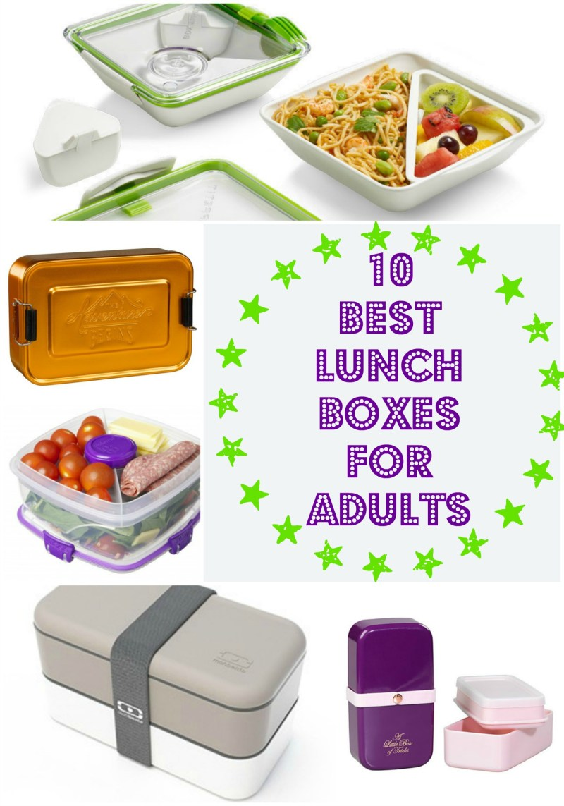 10 best lunch boxes